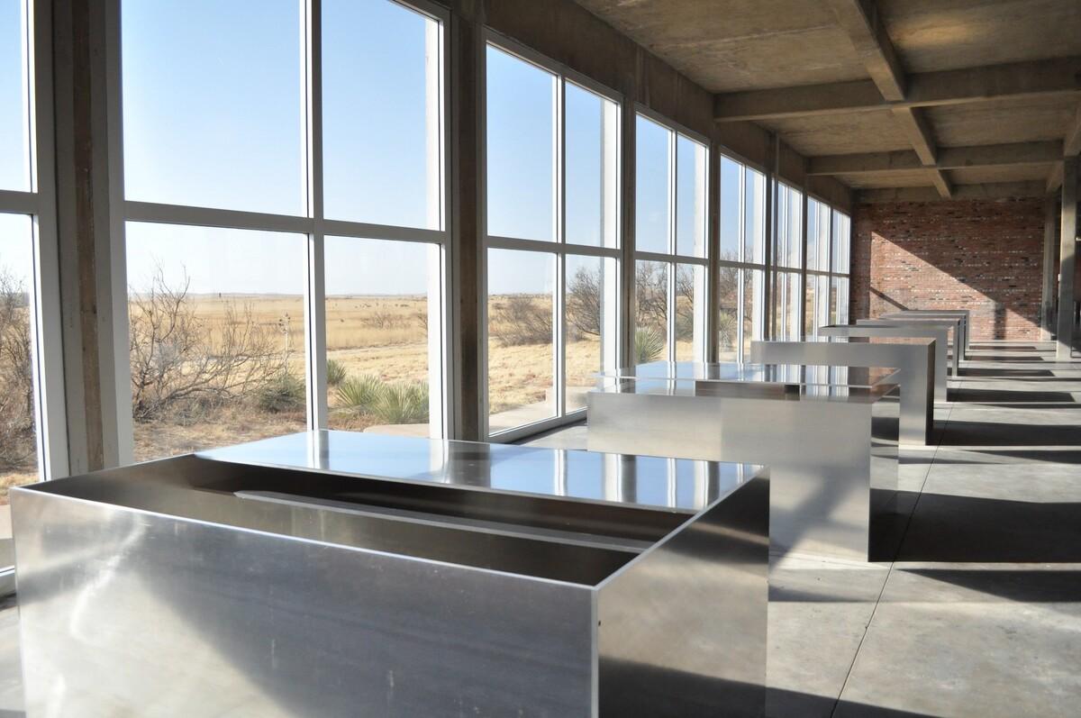 музей современного искусства в Техасе