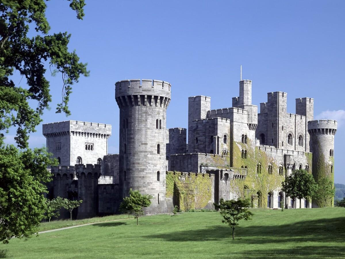 Замок Пенрин / Penrhyn Castle