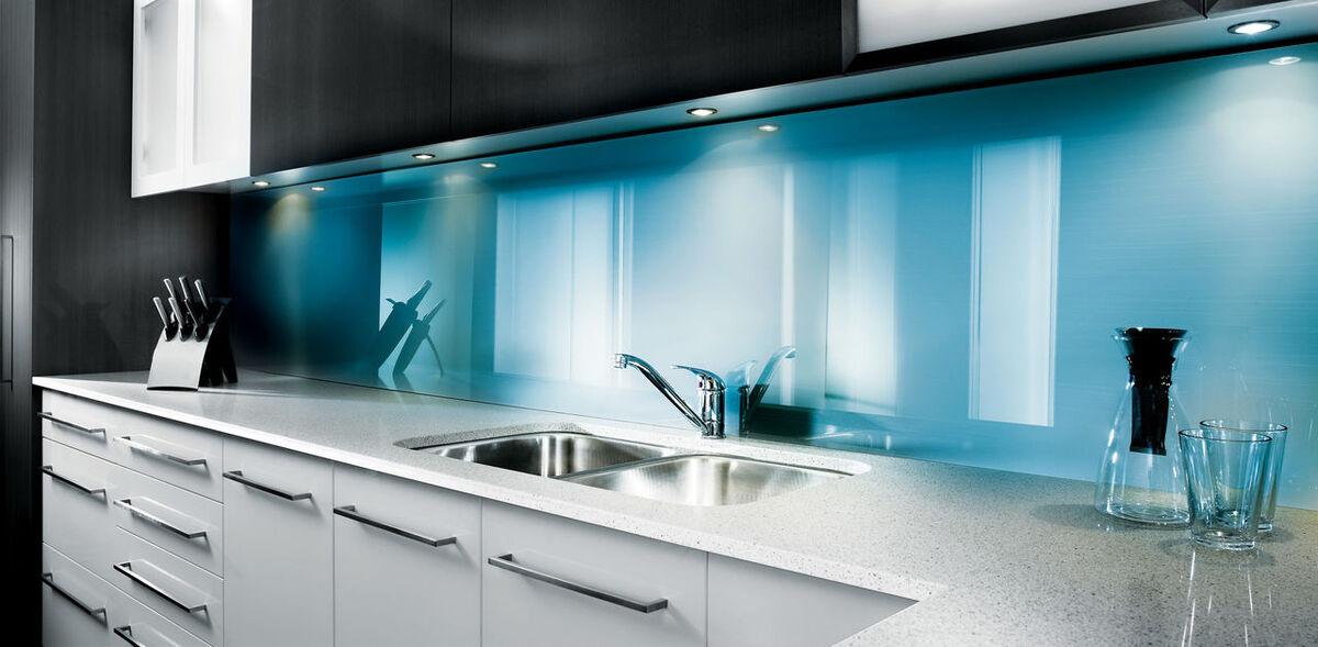 Возможные материалы для кухонного фартука