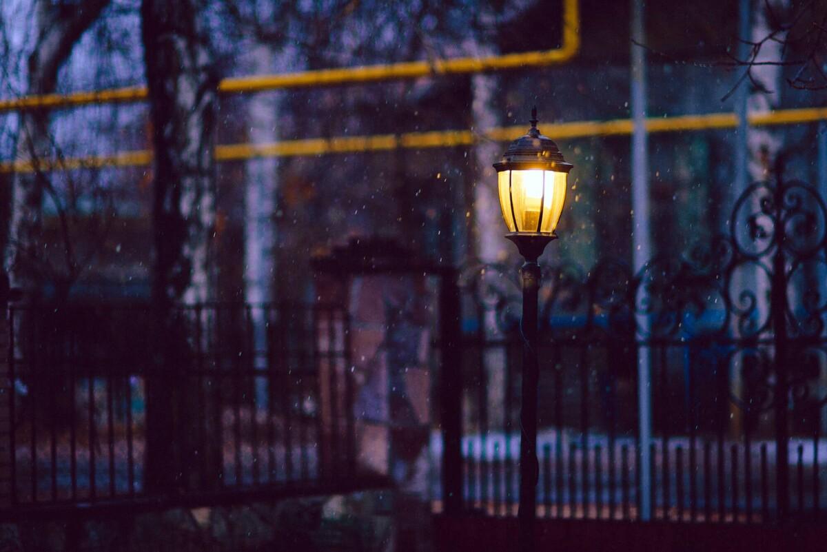 уличное освещение на даче виды и идеи