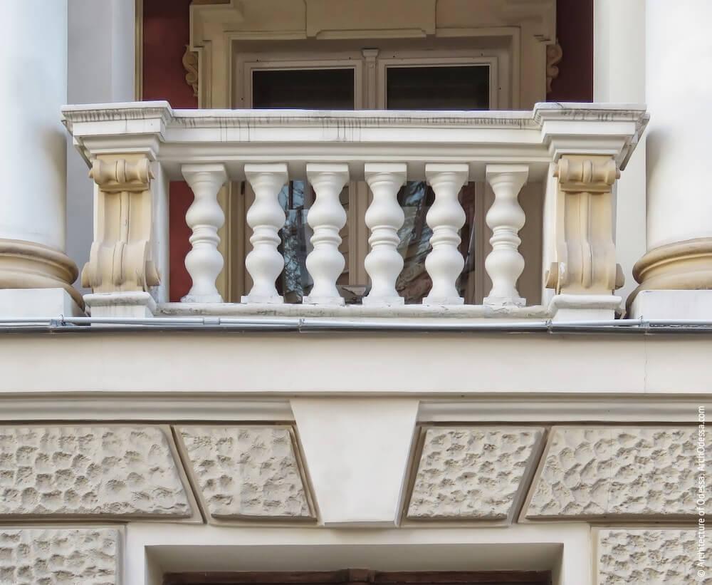балюстрада для балкона