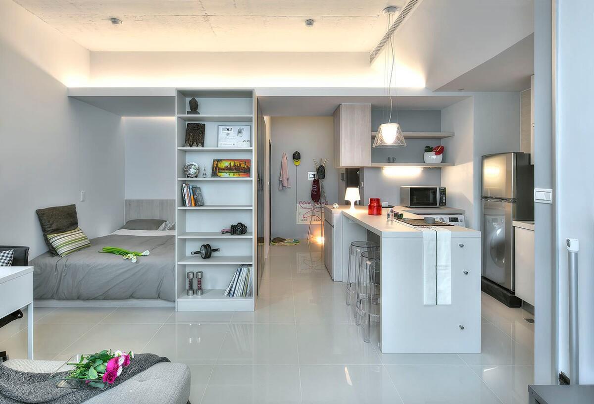 Организация жилого пространства