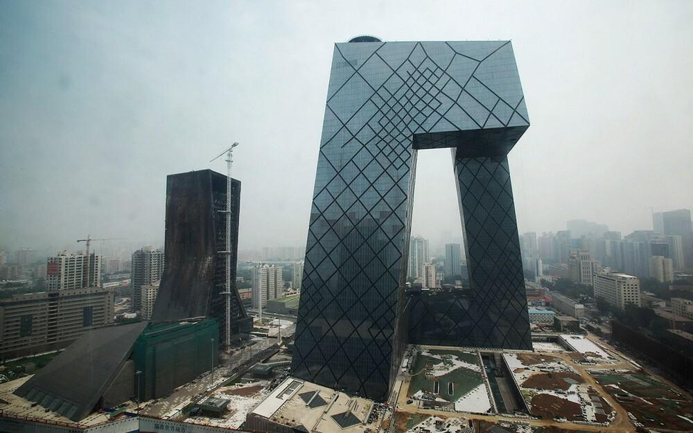 большие штанишки архитектура пекина