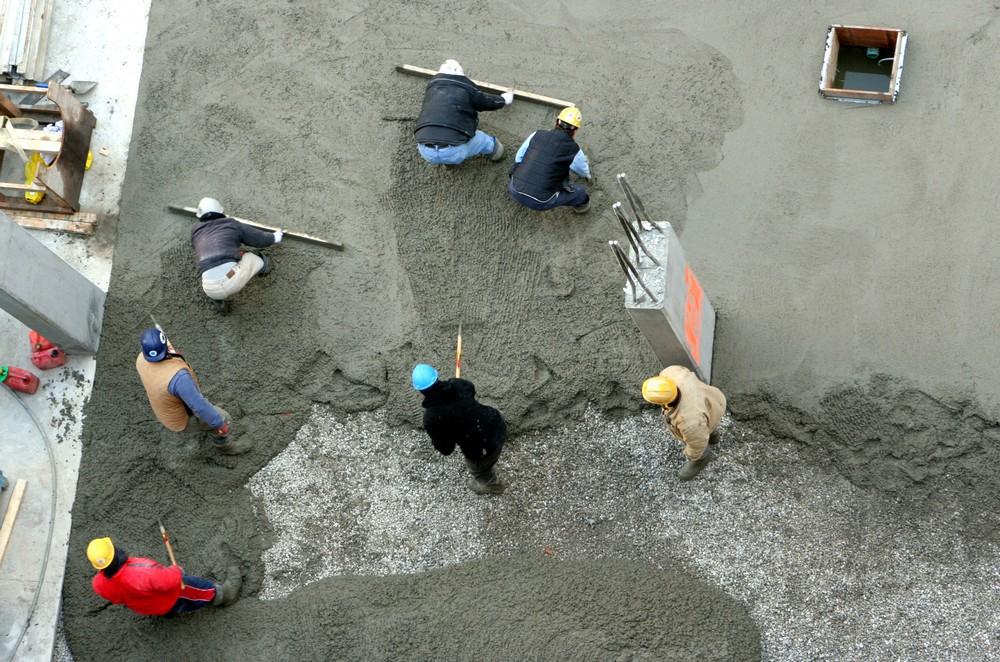 Бетон американский бетонная смесь из отсева