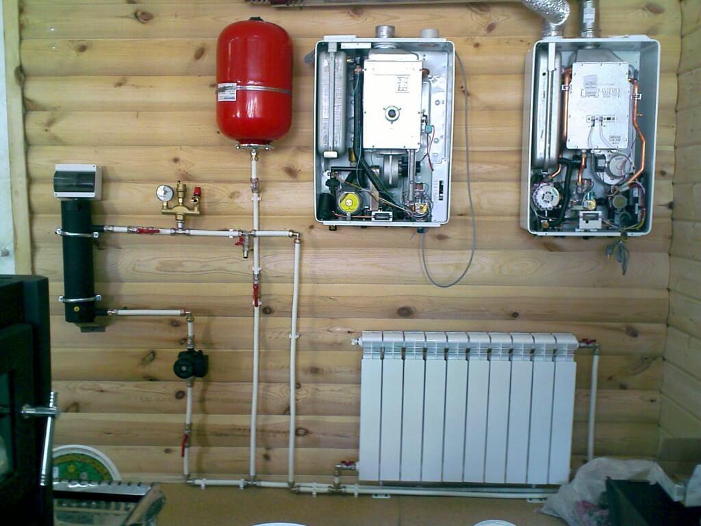 145632043056cdafaec2f87 Выбор отопительной системы для дома Фото
