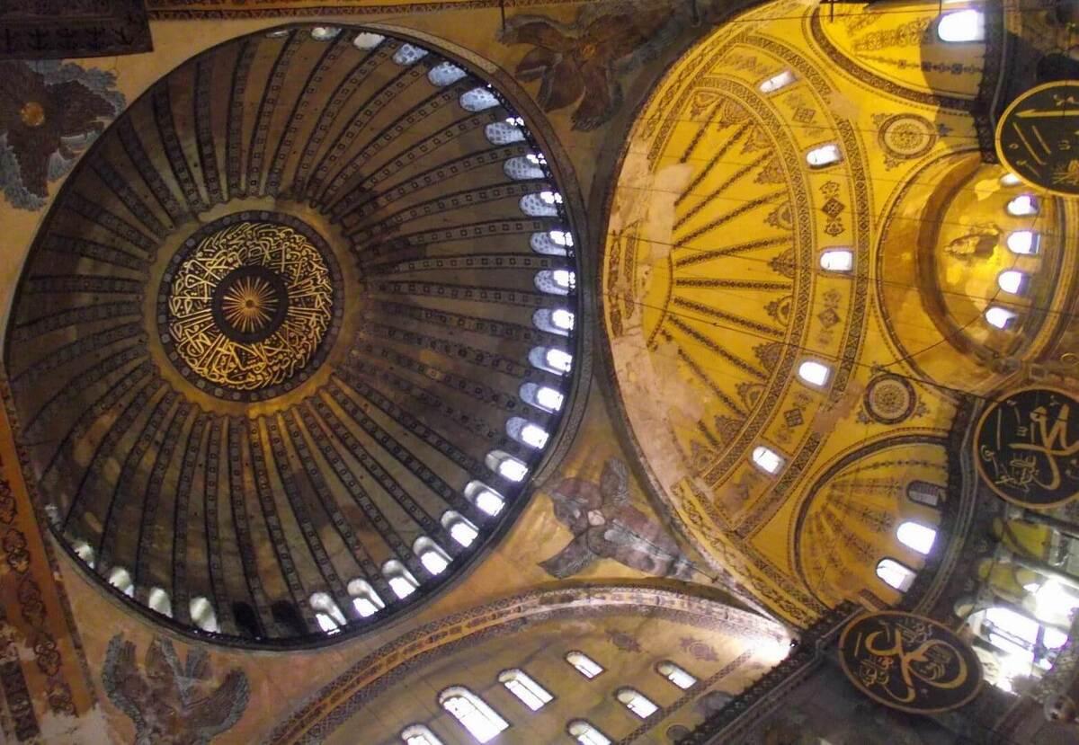 византийская архитектура фото
