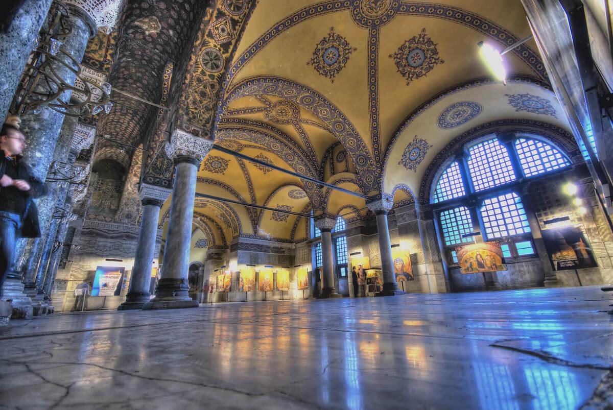 декоративные элементы византийской архитектуры