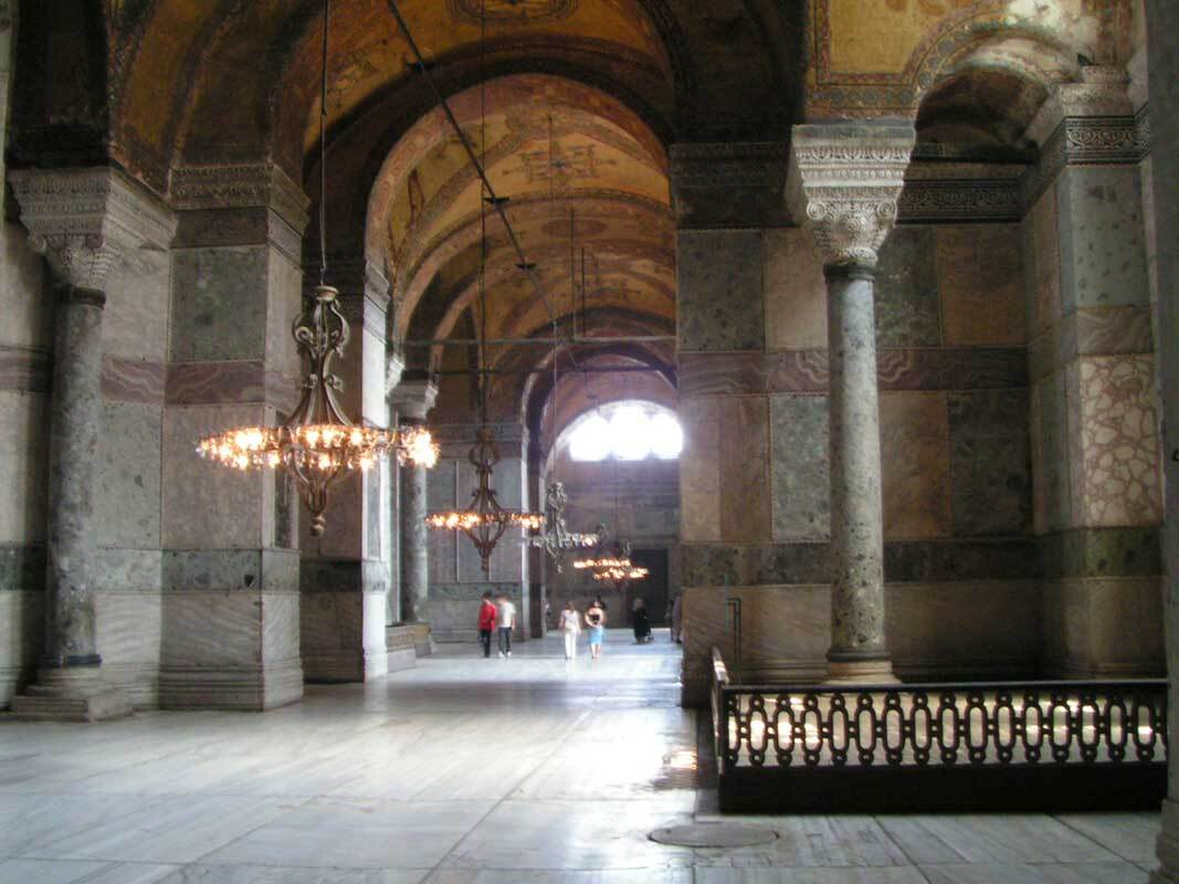 византийский стиль в храмовой архитектуре