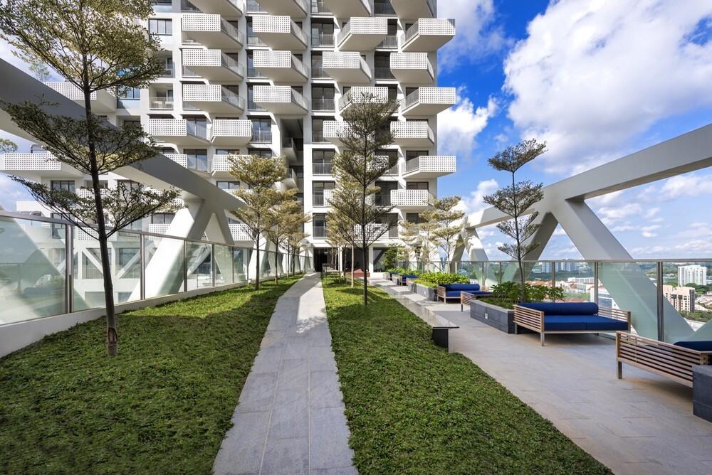 здания сингапура