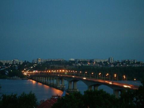 Ночью в Костроме на 4 часа закроют мост