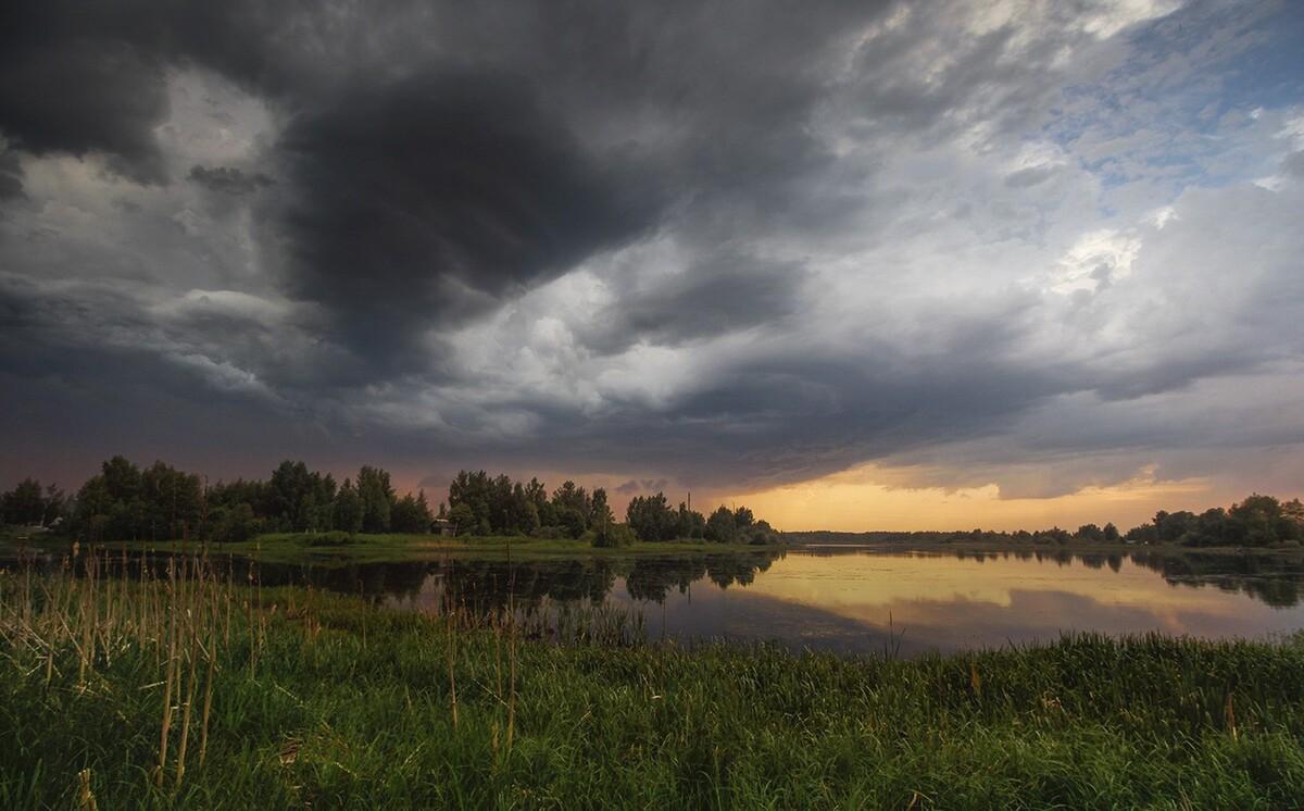 В Костромской области объявлено оперативное предупреждение