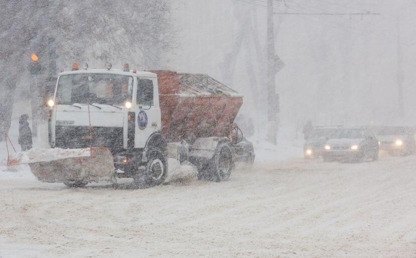 В Костромской области прогнозируется серьезное ухудшение погоды в ближайшие три дня