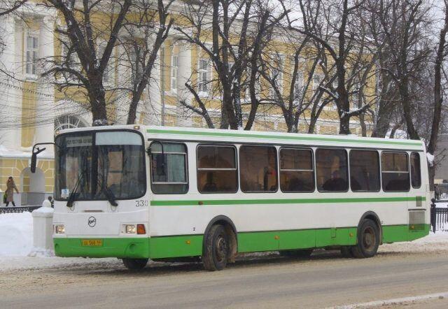 Движение автобусов по улице Магистральной временно изменено