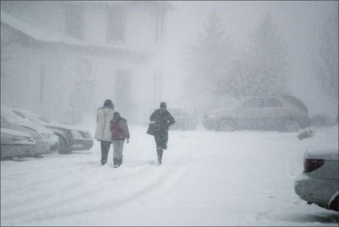 Завтра в Костроме похолодает до -23