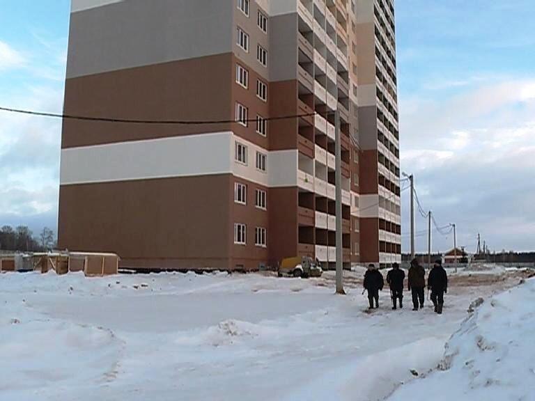 Костромичи, «вложившиеся» в многоэтажку на Агашкиной горе, справят новоселье в начале будущего года