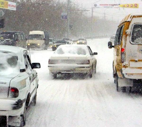Костромскую область захватил скандинавский циклон