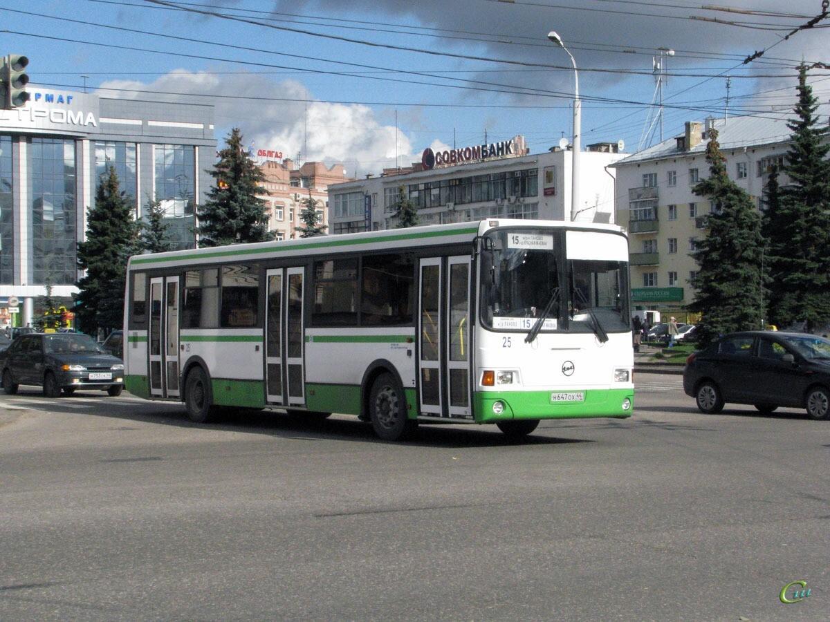 Пассажирский транспорт Костромы переведён на летнее расписание работы