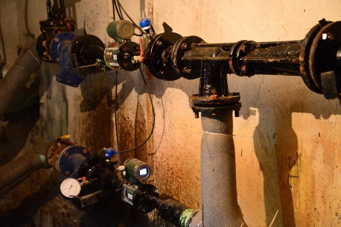 В Костроме начинаются гидравлические испытания тепловых сетей
