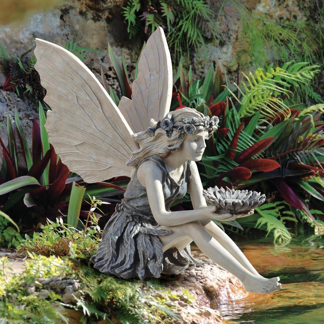 Реставрация садовых фигурок своими руками фото 988