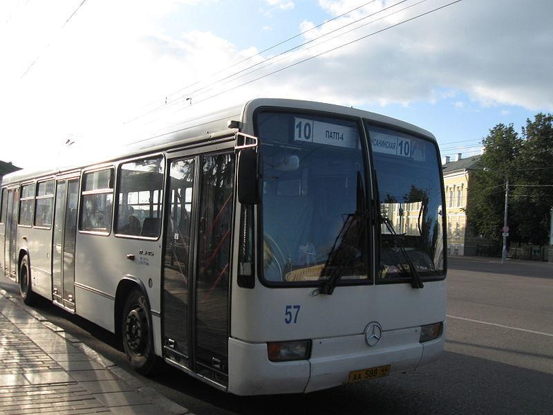 С 6 июля автобус № 10 будет следовать по прежнему маршруту