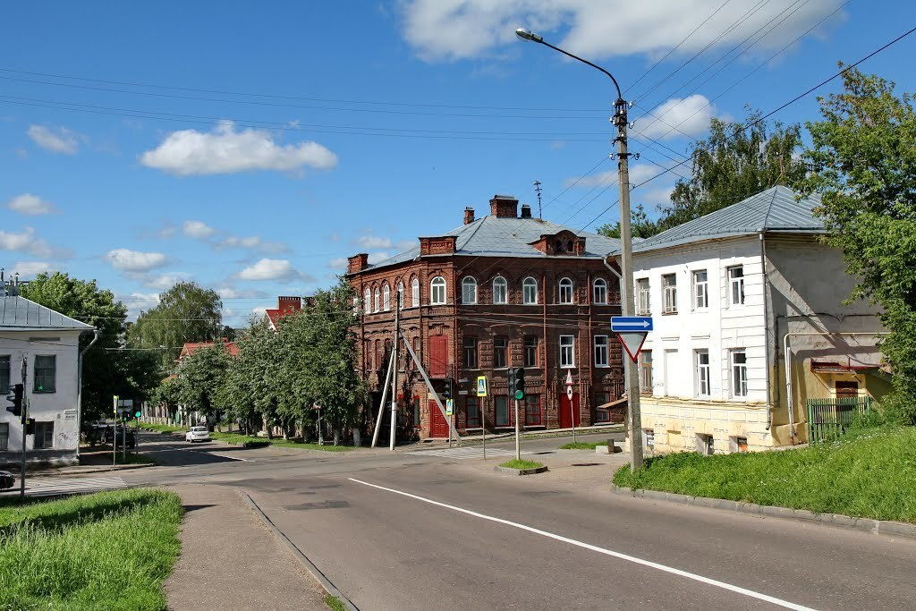 В Костроме определены сроки введения одностороннего движения в центральной части города