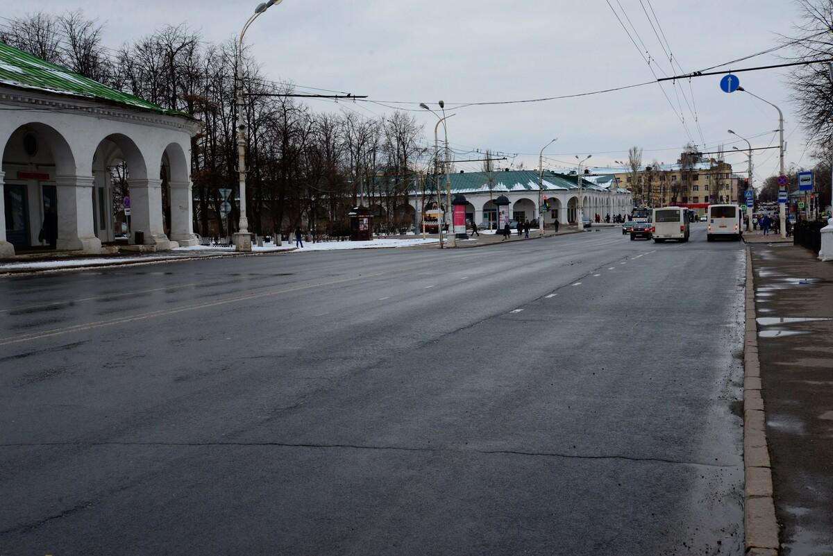 Костромских водителей призывают к повышенному вниманию на дорогах