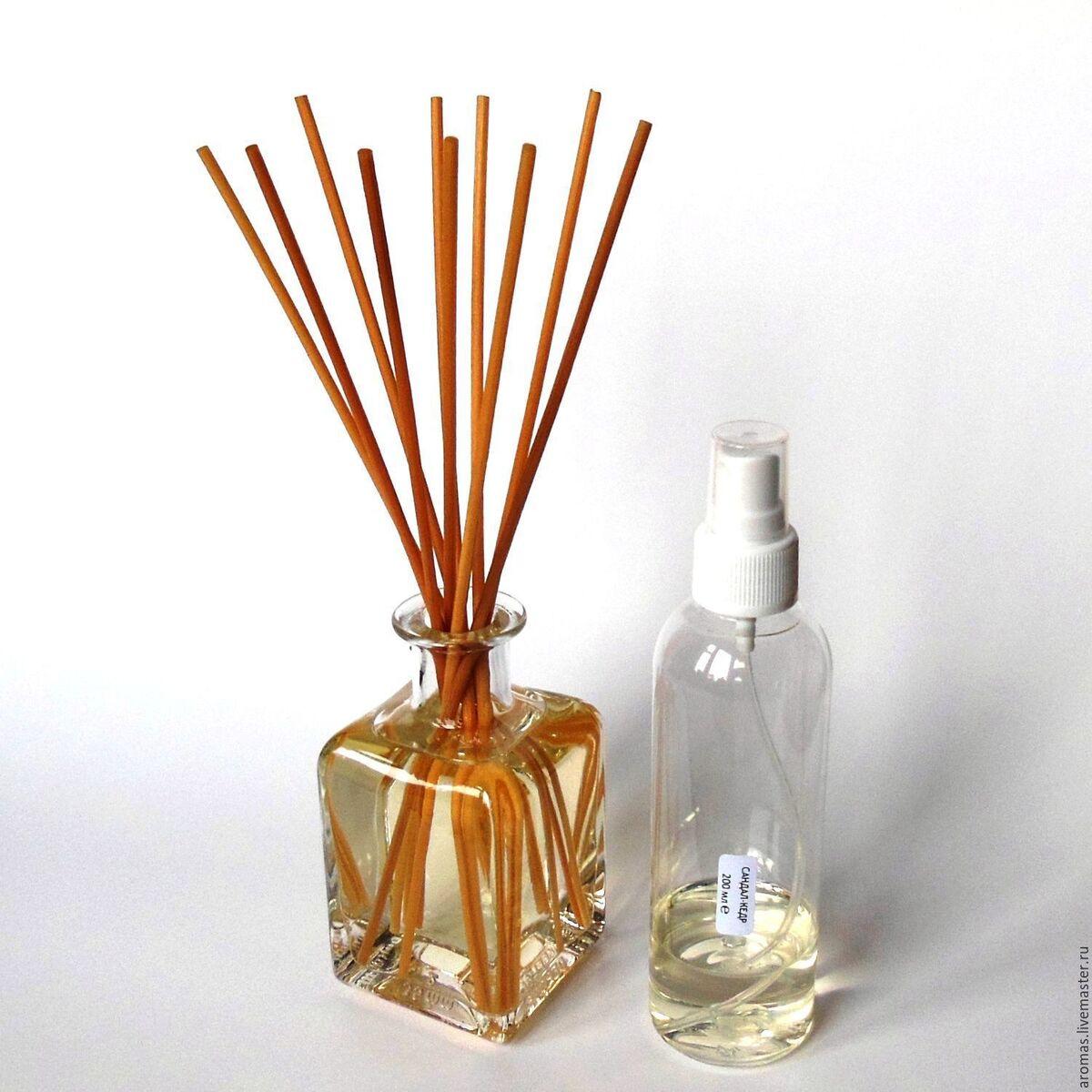 Как сделать ароматизаторы для дома своими руками 1