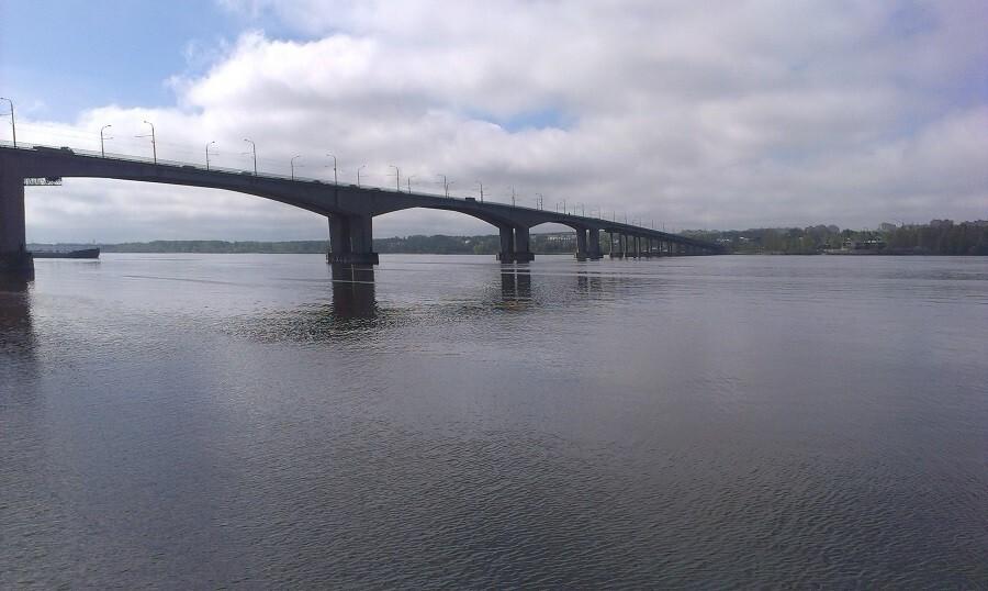 Сроки введения изменений движения транспорта на время ремонта моста переносятся