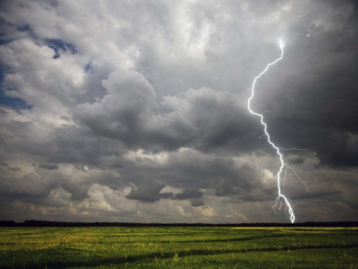 Костромские синоптики предупреждают о грозе с сильным ветром и градом