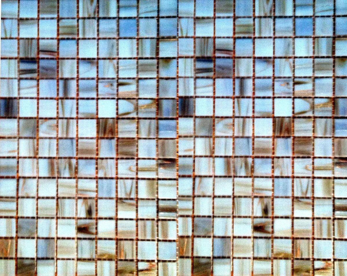 14985807985952873e399d5 Напольная стеклянная мозаика | Роскошь и уют Фото