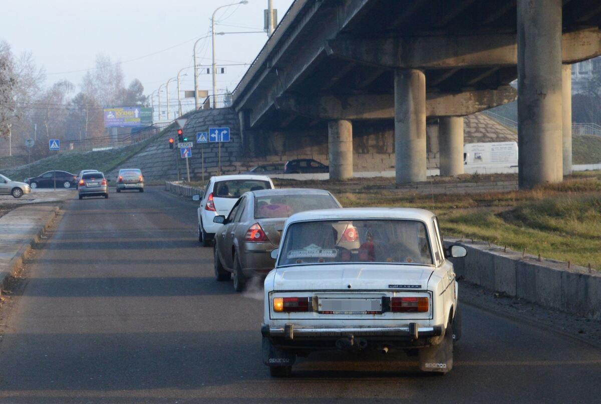 В связи с ремонтными работами на улице Лесной вводятся временные ограничения движения транспорта