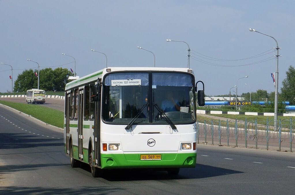 В расписание по автобусным маршрутам пригородного сообщения внесены изменения