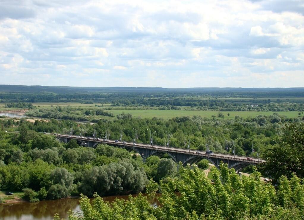 Мост через Клязьму отремонтируют по новым технологиям