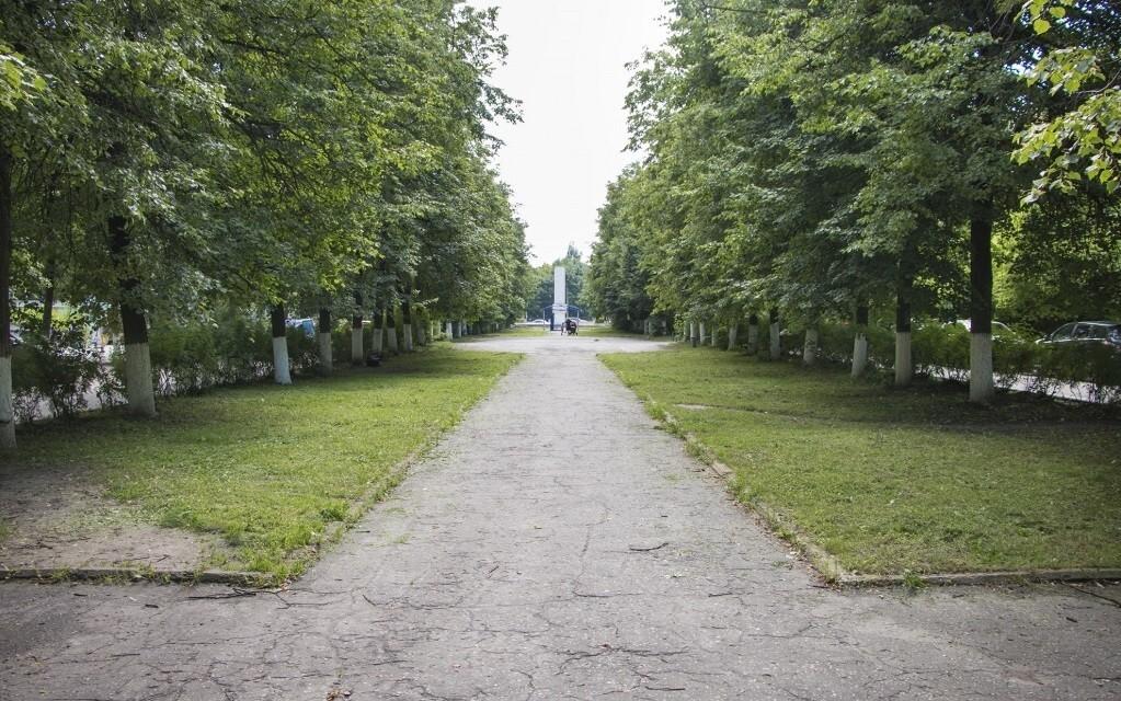 Сквер на ул. 850-летия города Владимира ждет «второе рождение»
