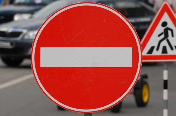 Закрытие движения на участке улицы Шагова продляется до 10 сентября