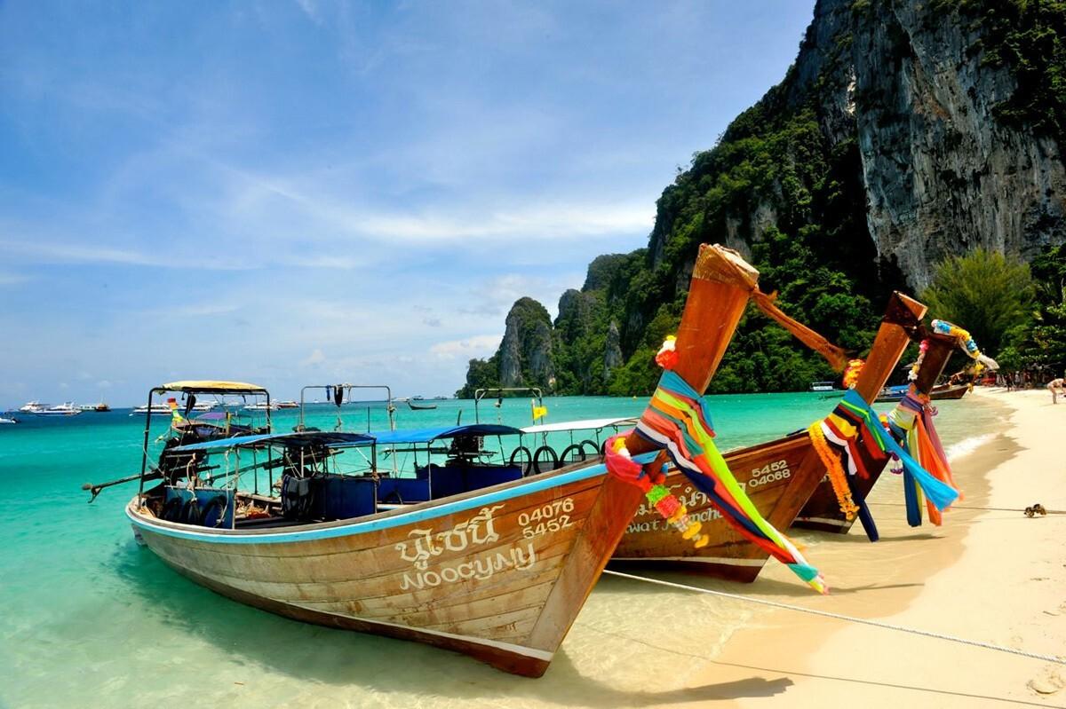 Пляжи Таиланда с лучшими отелями