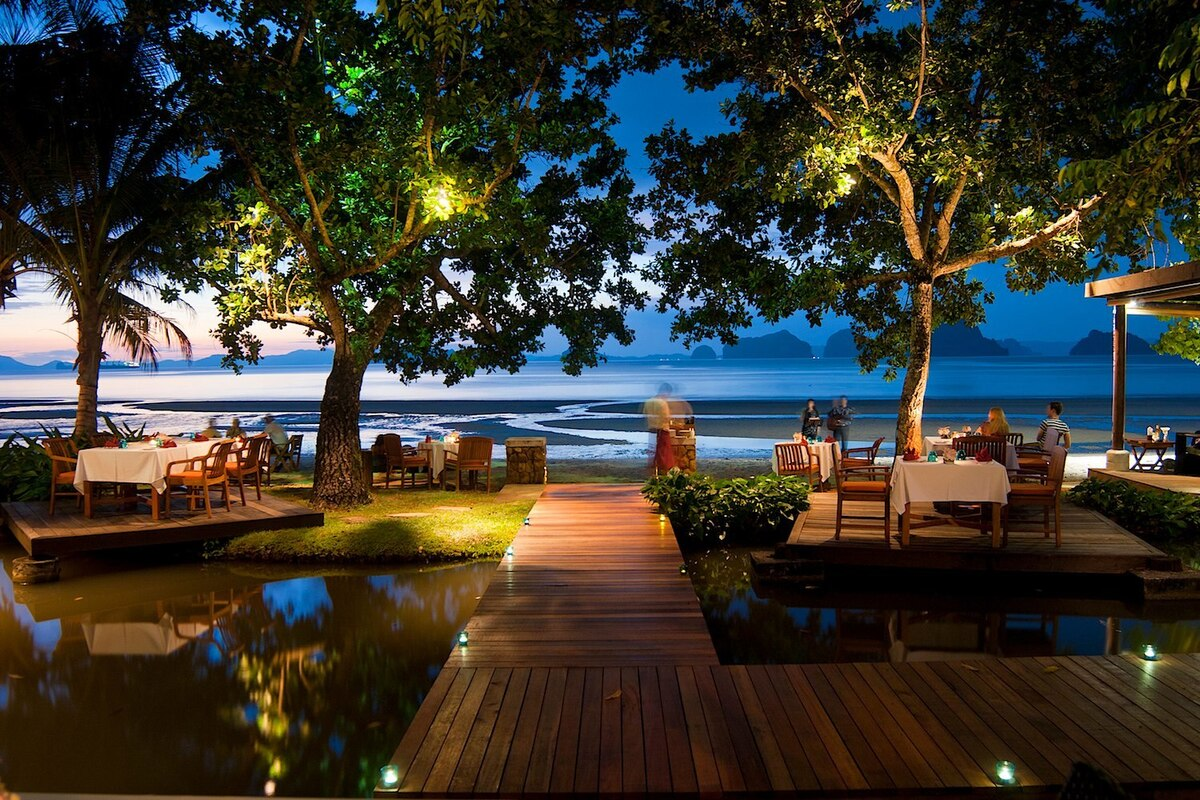 Rayavadee Resort Krabi Раявади на Краби