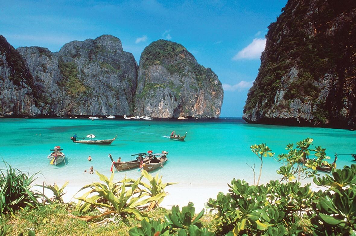лучшие отели таиланда с красивыми пляжами
