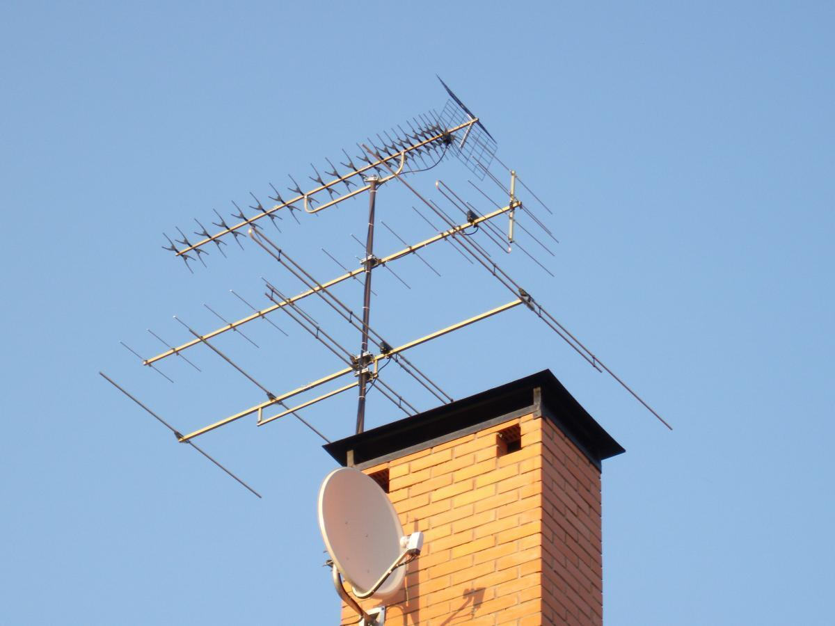 Коммунальные платежи телевизионная антенна