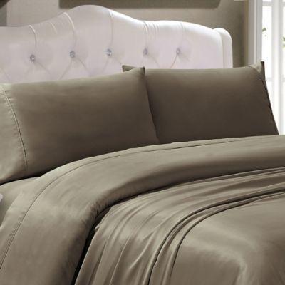 постельное белье из материала тенсель