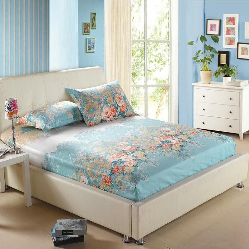 постельное белье из смесовой ткани
