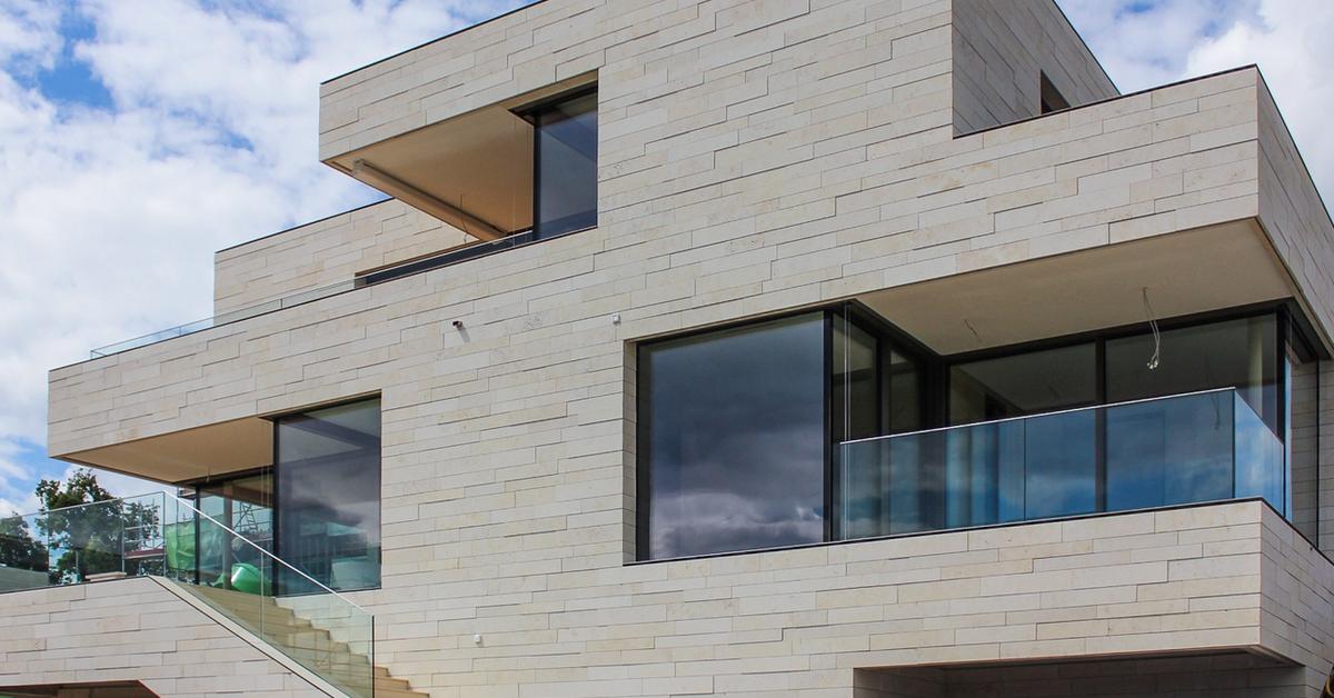 фасадные материалы для отделки дома