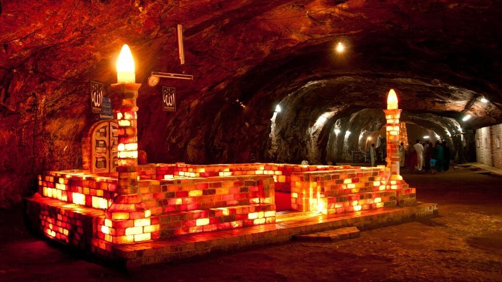 соляная шахта Хевра Пакистан