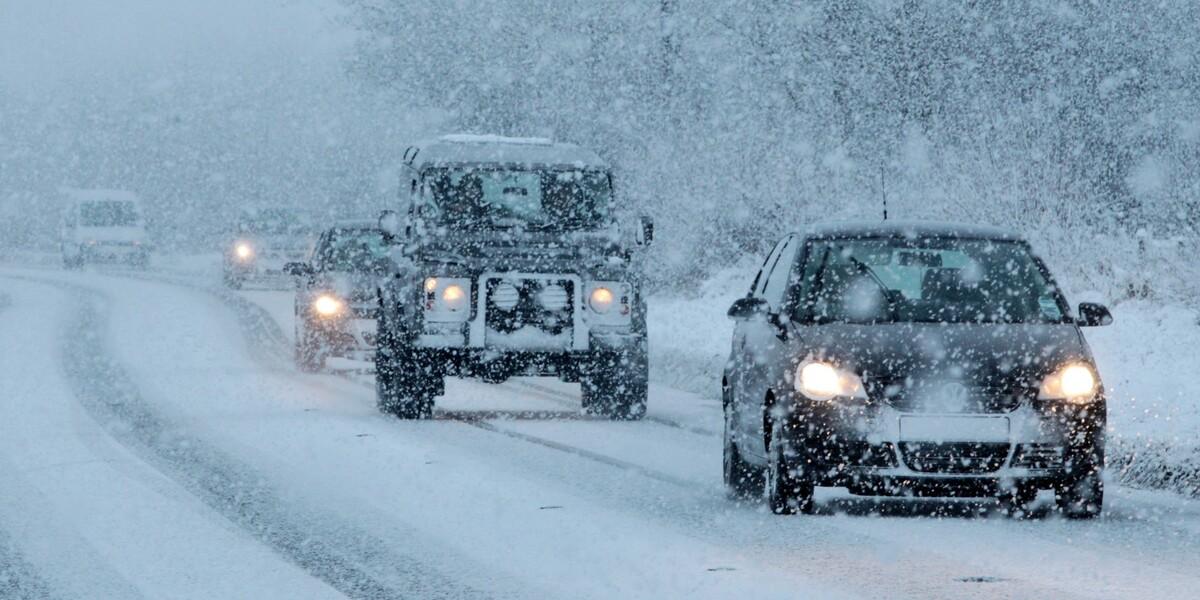 В Костроме и по области сохранятся неблагоприятные погодные условия