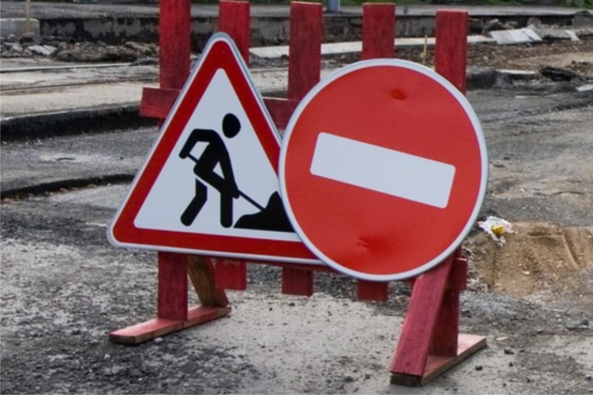 О временном изменении движения транспорта по улице Шагова