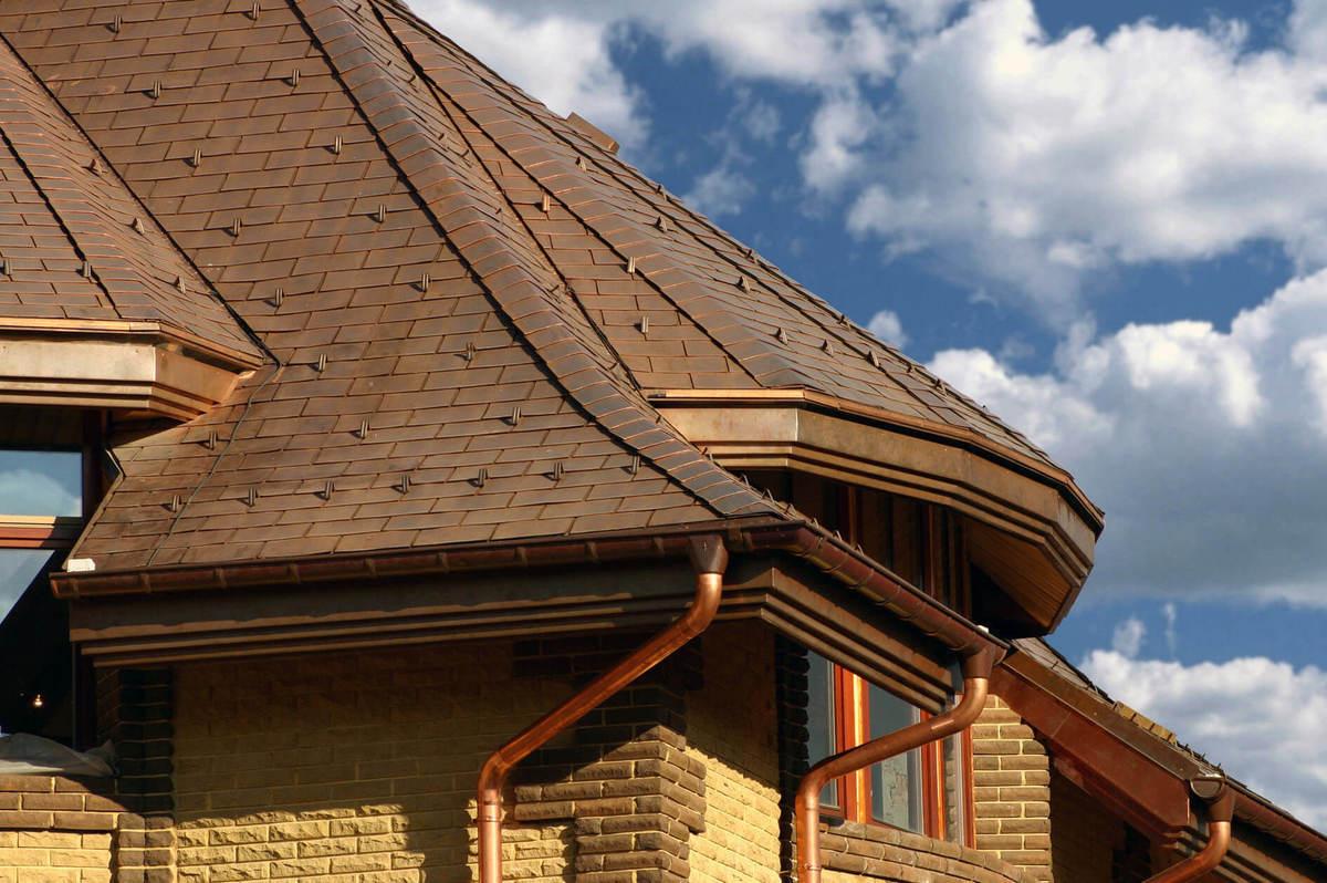 виды крыши для частного дома