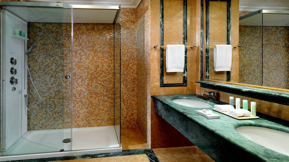 Как сделать в квартире душ фото 135