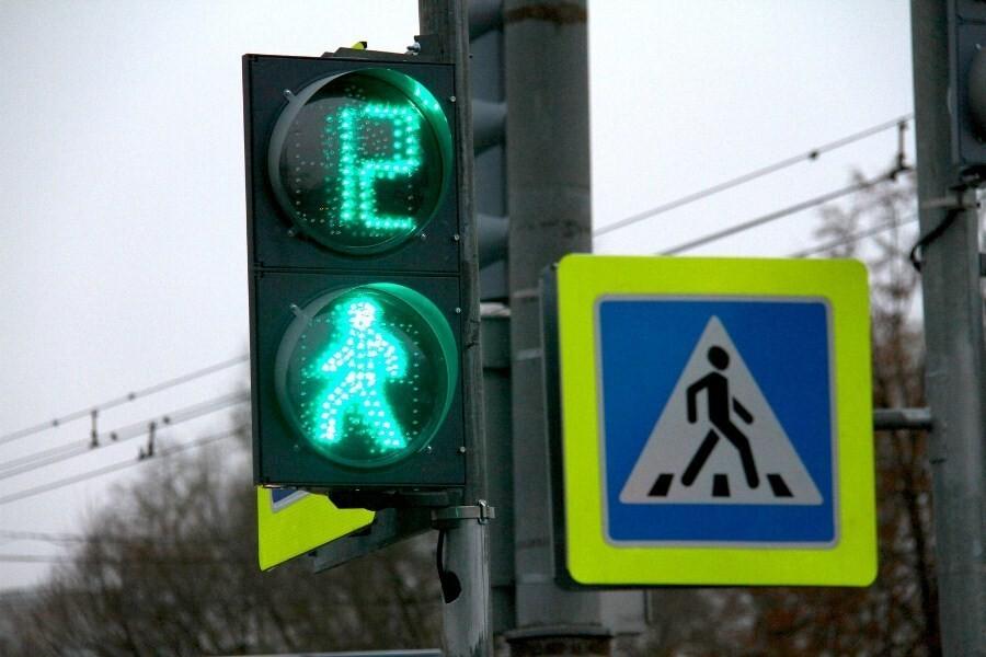 В Рыбинске на опасном перекрёстке установили светофор