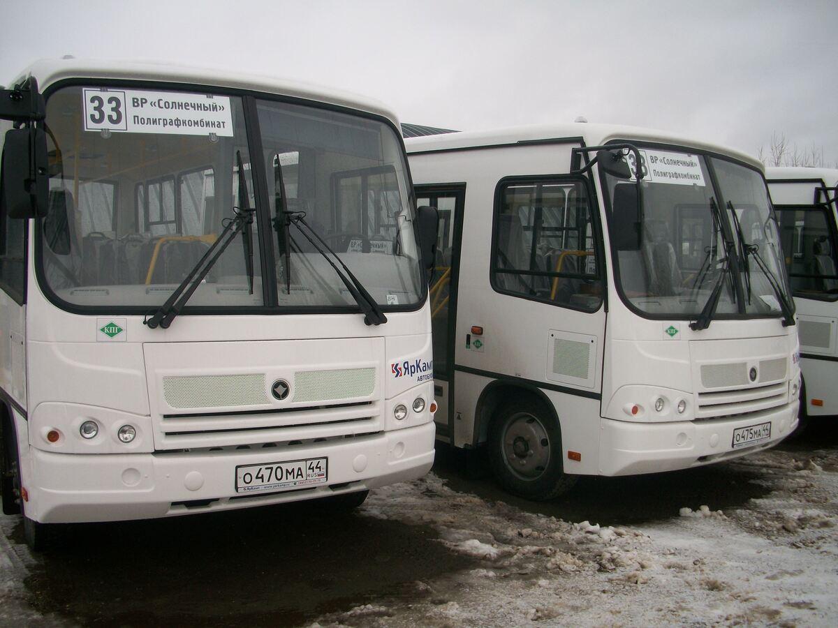 С 20 ноября возобновляются перевозки пассажиров по муниципальному маршруту № 33