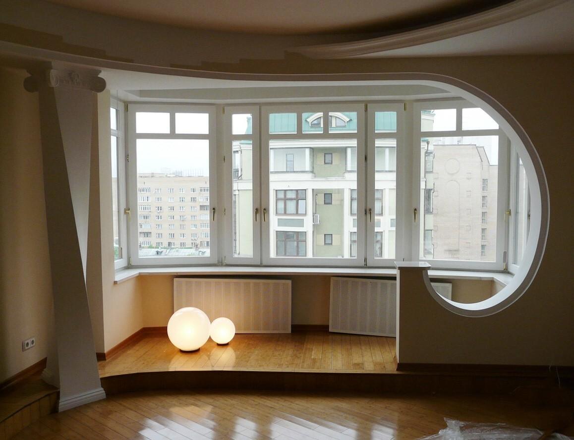 15105637435a095f9fc98b5 Современный подход к остеклению балкона Фото
